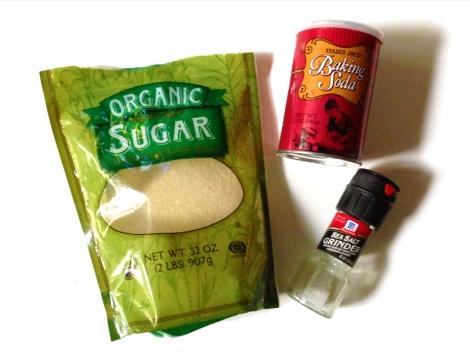 Homemade Pedialite Ingredients