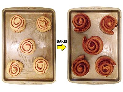 Bake Buns
